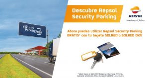 repsol security parking
